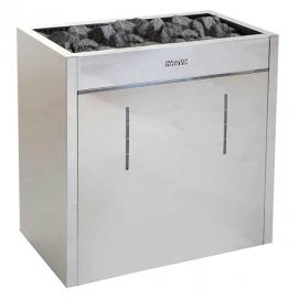 Печь-каменка электрическая для сауны Harvia Virta Pro Combi HLS160SA Steel