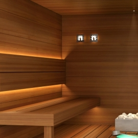 Комплект освещения Cariitti Sauna Liniar VPAC-1527 - 4M 1516650