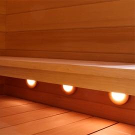 Оптоволоконный светильник для сауны Cariitti SCA 1545803