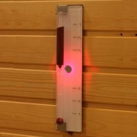 Оптоволоконный светильник для сауны Cariitti Песочные часы 1545827
