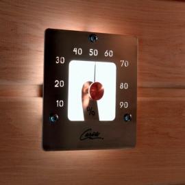 Оптоволоконный светильник для сауны Cariitti Гигрометр SQ 1545849