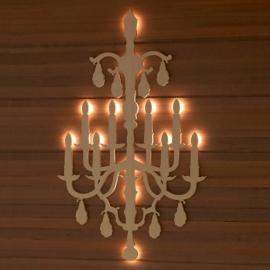 Оптоволоконный светильник для сауны Cariitti Candela 1545250