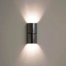 Светильник для паровой бани Cariitti SX II 1545191 нержавеющая сталь