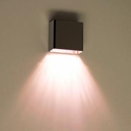 Светильник для паровой бани Cariitti SY SQ 1545230 нержавеющая сталь