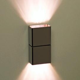 Светильник для паровой бани Cariitti SX II SQ 1545232 нержавеющая сталь