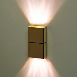 Светильник для паровой бани Cariitti SX II SQ 1545233 золото