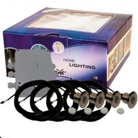 Светильник подводной установки Cariitti S-Paver RGBW 3200 Kit 5 1545198