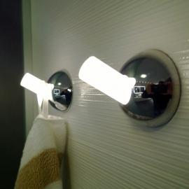 Светильник для ванной Cariitti CRB30 вешалка для полотенца 1545677
