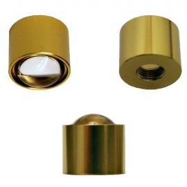 Линза Cariitti CR18 золото 1538006
