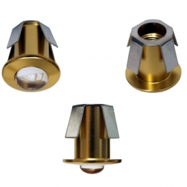 Линза Cariitti CR05 золото, линза прозрачная 1540053