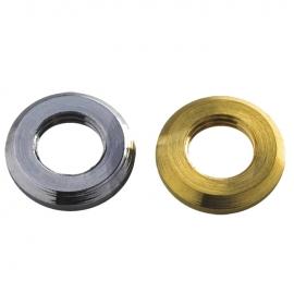 Стопорное кольцо Cariitti LR M8 золото 1538005