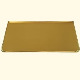 Напольный лист Pisla 40х60 латунь