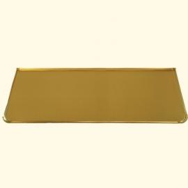 Напольный лист Pisla 40х100 латунь