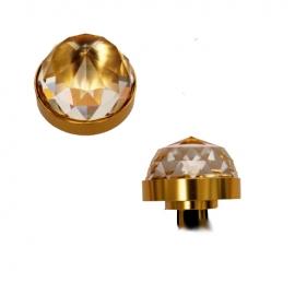 Светильник светодиодный для паровой бани Cariitti CR20 Led 1545187 золото