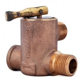 Предохранительный клапан предельного давления SAWO, STP-VAL
