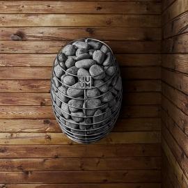 Печь-каменка для сауны HUUM DROP, 9,0 kW
