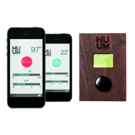 Пульт управления для печей HUUM до 9 kW с приложением для смартфонв