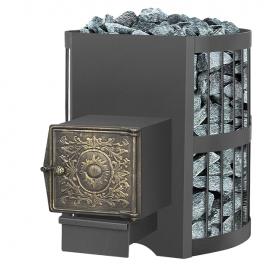 Дровяная печь-каменка Везувий Скиф Стандарт 12 (ДТ-3)