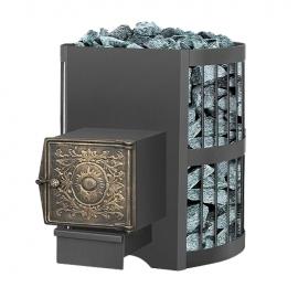 Дровяная печь-каменка Везувий Оптимум Стандарт 14 (ДТ-3)