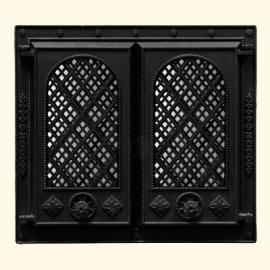 Каминная дверца HTT 108 Pisla
