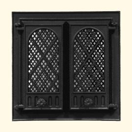 Каминная дверца HTT 117 Pisla