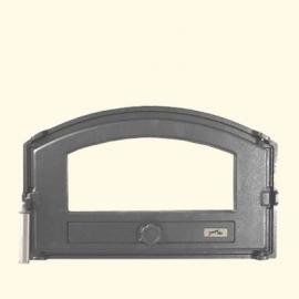 Дверца хлебной печи HTT 432 (серая) Pisla
