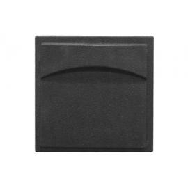 Сажная заслонка HTT 405 (черная) Pisla