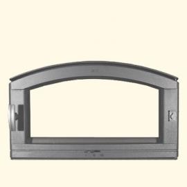 Дверца хлебной печи HTT 531 (серая) Pisla