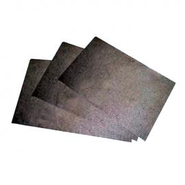 Лист базальтовый картон 1000x600 мм, толщина 6мм