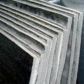 Лист базальтовый фольгированный 1250x600 мм, толщина 10мм