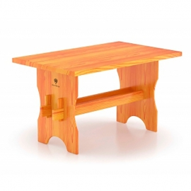 Стол для бани 1,10 х 0,70 h-0,75, лиственница натуральная. BentWood