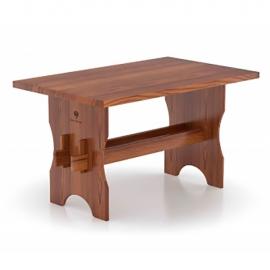 Стол для бани 1,30 х 0,80 h-0,75, лиственница мореная. BentWood