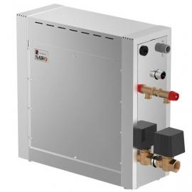 SAWO Парогенератор без пульта управления с функцией диммера, вентилятора и насоса-дозатора, 12 кВт, STN-120-3-DFP-X