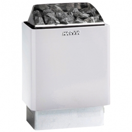 Печь-каменка электрическая Harvia Trendi Steel KIP90TE Steel