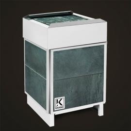 Печь-каменка электрическая для сауны KARINA Премиум 18, талькохлорит