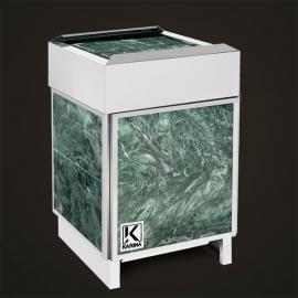 Печь-каменка электрическая для сауны KARINA Премиум 18, змеевик
