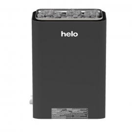 Печь-каменка электрическая для бани и сауны Helo Vienna 80 STS Black