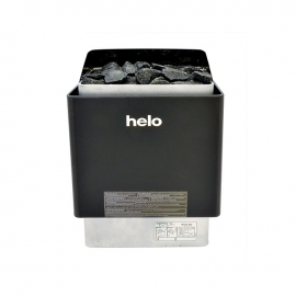 Печь-каменка электрическая Helo CUP 90 STJ Graphite