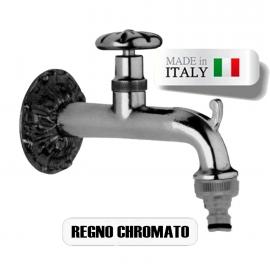 Кран для хамама Morelli Regno, латунь. Италия