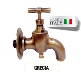 Кран для хамама Morelli Grecia, латунь. Италия