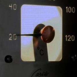 """K035 Механизм """"Гигрометра"""""""