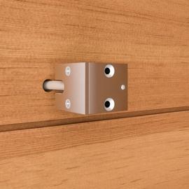 К044 Торцевой светодиодный фитинг Sauna linear Led