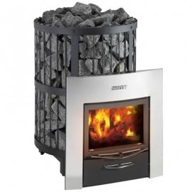 Дровяная печь каменка для бани и сауны Harvia Legend 150 DUO