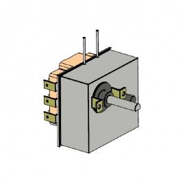 Термостат 3-полюсной для Compact 2/4 (55,60029,030
