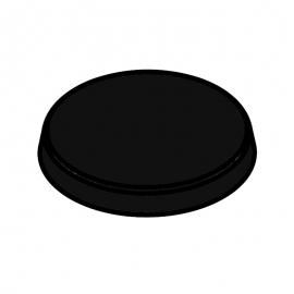 Заглушка для вывода дыма (Cover plate 104 mm) KASTOR