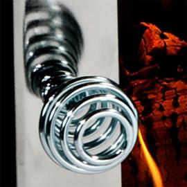Ручка дверцы для печей Kastor (KL)