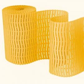 """Коврик для саун и влажных помещений """"Soft Step"""" PLAST-TURF, желтый"""