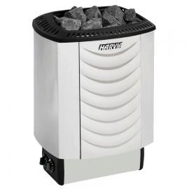 Печь-каменка электрическая для бани и сауны Harvia Sound M45 Steel