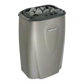 Печь-каменка электрическая для бани и сауны Harvia Moderna V45E-1 Platinum