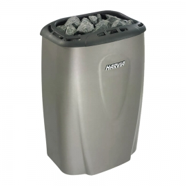 Печь-каменка электрическая для бани и сауны Harvia Moderna V60E-1 Platinum